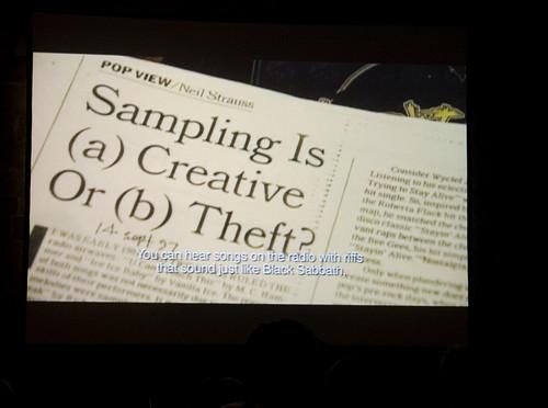 Les Dossiers de l'Ecran : Copyright or Copyleft ?