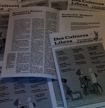 Minizine des cultures libres