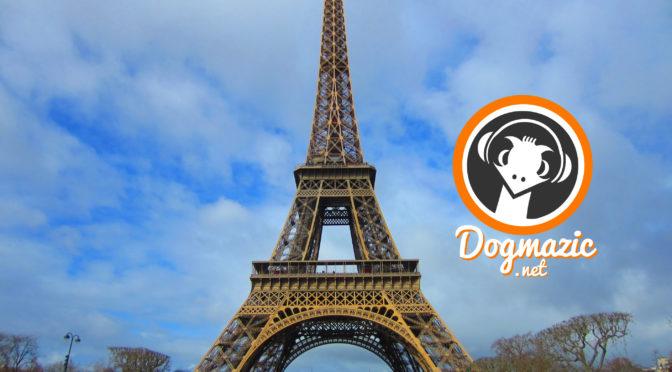 Dogmazic sur la Tour Eiffel !